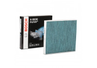 Filter, cabin air filter + 0986628530 Bosch