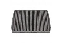 Filter, cabin air filter 34780 FEBI