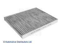 Filter, interior air ADF122505 Blue Print