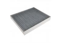 Filter, interior air ADG02562 Blue Print