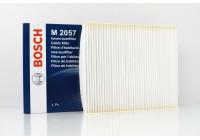 Filter, interior air M2057 Bosch