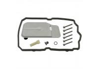 Parts Kit, automatic transmission oil change 100250 FEBI