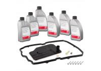Parts Kit, automatic transmission oil change 171750 FEBI