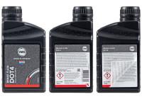 Brake Fluid DOT4 0.5L