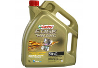 Engine Oil Castrol Edge Turbo Diesel 5W40 5L 1535BD