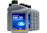 Motor oil 5W30 Fullsynthetic Winprice 5L