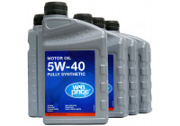 Motor oil 5W40 Fullsynthetic Winprice 5L