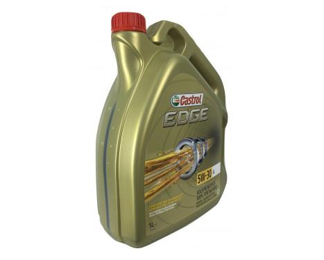 Motor oil Castrol Edge Titanium 5W-30 LL 5L 15669D, Image 3