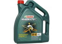 Motor oil Castrol Magnatec 5W40 A3 / B4 5L 1529BO