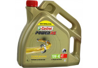 Motor oil Castrol Power RS 4T 10W40 4L 14DAE4