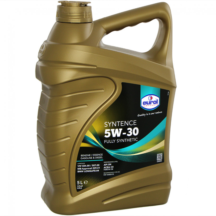Transfer Case Oil Eurol Syntence 5W-30 5L