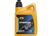 Motor oil Syngear 75W-90