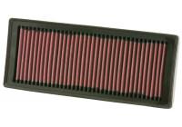 K&N vervangingsfilter Audi A4 1.8L TFSi (33-2945) 33-2945