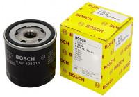 Oliefilter P 3318 Bosch