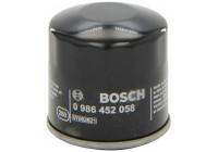 Oliefilter P 2058 Bosch