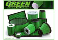 Vervangingsfilter Green