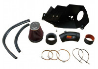 K&N 57i Performance Kit BMW 325I 2.5L L6 24v 192pk 1991-1995 (57I-1001) 57I-1001