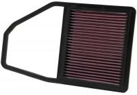 K&N vervangingsfilter Honda Stream/Civic 2001- (33-2243) 33-2243