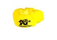 K&N Nylon hoes geel (E-3530PY)