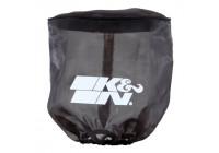 K&N Nylon hoes PL-3214, zwart (PL-3214DK)