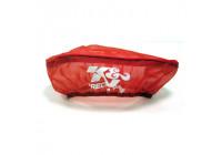 K&N Nylon hoes rood (E-3321PR)