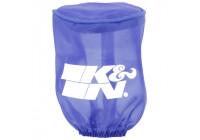 K&N Nylon hoes RU-1280, blauw (RU-1280DB)