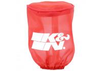 K&N Nylon hoes RU-1280, rood (RU-1280DR)