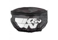 K&N nylon hoes zwart (E-3120DK)