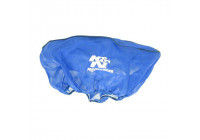 K&N Nylon hoes 14'' Diameter, 127mm Hoogte, blauw (22-1450PL)