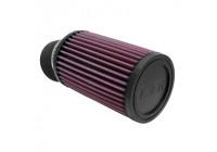 K&N universeel cilindrisch filter 62mm 20 graden aansluiting, 95mm uitwendig, 152mm Hoogte (RU-1770)