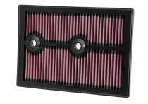 K&N vervangingsfilter Audi, Seat, Skoda, Volkswagen 2012- (33-3004)