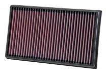 K&N vervangingsfilter Audi, Volkswagen, Seat, Skoda 1.6L-2.0L incl. TDi 2012- (33-3005)