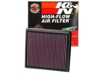 K&N vervangingsfilter BMW 1-Serie F20, F21 / 2-Serie F22 / 3-Serie F30, F31 / 4-Serie F32 (33-2990)