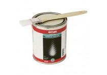 Womi W225 Technoplast liquid block+brush grijs - 1 liter