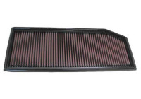 K&N vervangingsfilter Mercedes E220CDI / E270CDI (Europa only) 1999-2006 (33-2158)
