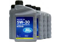 Motorolie 5W30 Fullsynthetic Longlife Winprice 5L