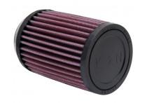 K&N universeel vervangingsfilter Cilindrisch 62 mm (RU-0810)