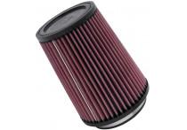 K&N universeel vervangingsfilter Conisch 102 mm (RU-2590)