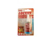 Loctite 243 schroefborging 24 ml