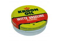 Kroon-Oil 03010 witte vaseline 65 ml blik