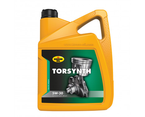 Motorolie Kroon-Oil 34452 Torsynth 5W30 5L, Afbeelding 2