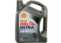 Motorolie Shell Helix Ultra 5W40 5L