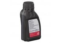 Remvloeistof DOT 4 0,25l