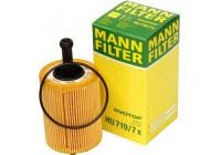 Filtre à huile evotop HU7197X Mann