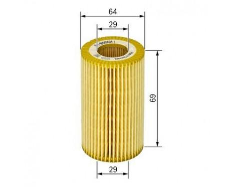 Filtre à huile P9249 Bosch, Image 6
