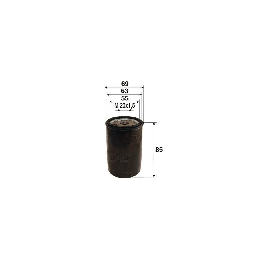BORG /& BECK Filtre à huile pour MITSUBISHI L 200 Pick-up 2.5 55 kW