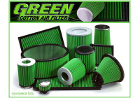 Filtre de rechange vert