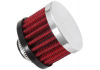 K & N Filter filtre d'aération 13 mm (62-1330)