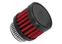 K & N Filter filtre d'aération 19 mm (62-1560)