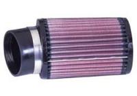 Filtre de remplacement universel K & N cylindrique 70 mm (RU-3190)
